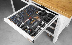 New GARANT GridLine Workshop Cabinets